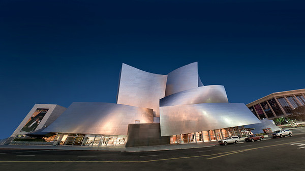 Walt Disney Concert Hall Photography